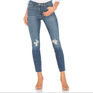 "Mother ""The Vamp Fray"" jeans"